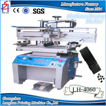 Big Size Plate Manual Cylindrical Rapid Tag Fastest Sakurai Screen Printing Machine For Machine Panel,ruler