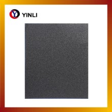 MT sand paper abrasive silicon carbide glass sand paper