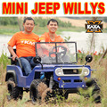 125cc Mini Willys Jeep for sale