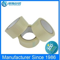 Alibaba Hot Sale Bopp Tape Products Custom Size Clear Adhesive Package Shipping Tape For Packing