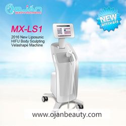 New products! hifu body slimming machine/liposonix machine/ultrasonic liposuction equipment