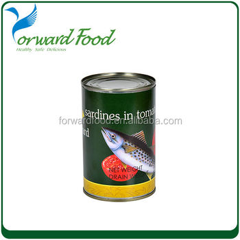 425g CANNED FISH EXPORTER SARDINES / MACKEREL/TUNA