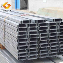 China c channel steel dimensions channel c type steel good price