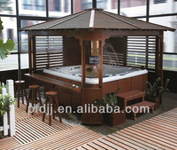 2014 manufacture used gazebo for sale