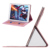 Emboss Pattern Tablet Cover Case for iPad Air Pro 9.7 with Pen Holder
