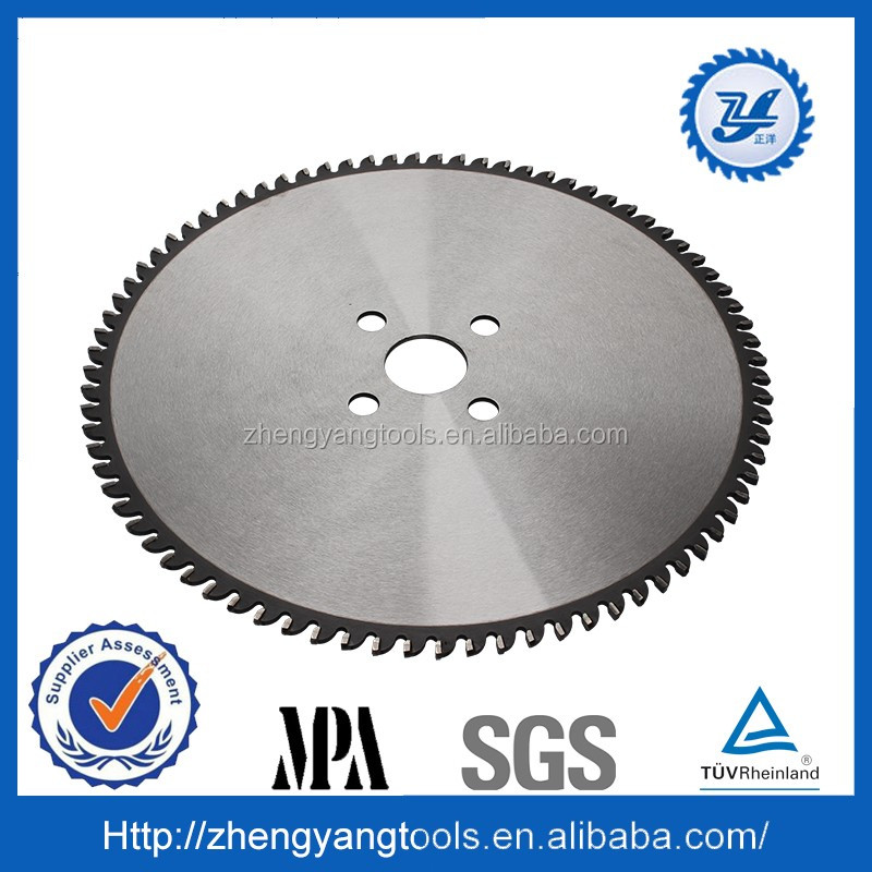 die saw blade for cutting aluminum