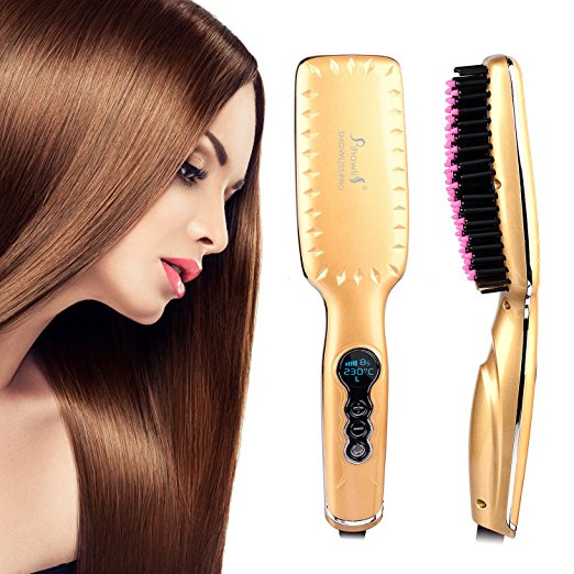 China Wholesale Hair Straightener For Men
