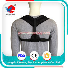 High quality upper back posture corrector clavicle brace,shoulder brace,outdoor clavicle barce with CE FDA