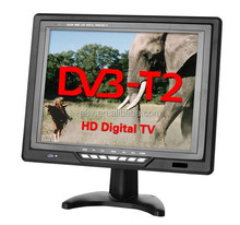 10inch HD Freeview DVB-T2 TV car digital tv