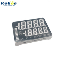 New products customized various size and color common anode 7 segment LED digital display FND module