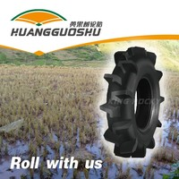Big trapezoidal pattern agriculture tractor tire 14.9 24
