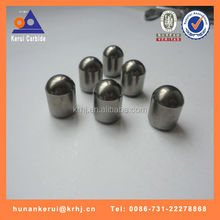 Tungsten carbide inserted tooth for drilling in oil and gas industry
