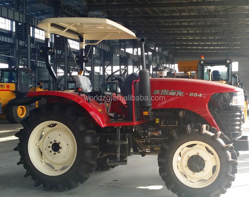 4 Wheel Drive Farm Tractors : Small farm tractor hp wheel drive wd buy