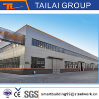 Construction Building Steel Structure Chinese Warehouse