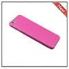 Pink color 4.5 inch PP ultra thin phone case for iphone6