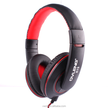 Good performance wired stereo headphone for mobile phone