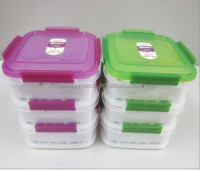0.95L Small size children use plastic ood container