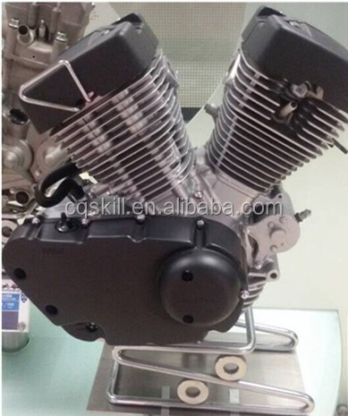 zongshen 250cc air cooling v-twin motorcycle engine