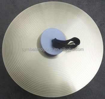 Brass Marching cymbals cheap 400mm marching cymbals for band