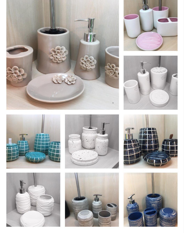 Wholesale bathroom accessories roses - Online Buy Best bathroom ...