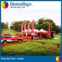 Shanghai GlobalSign Stable and Cheap Canopy Tent