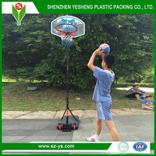 China Wholesale Merchandise Movable Basket Ball Stands