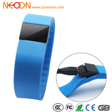 Neoon TW64 Fashion Smart Sports Wrist Band Bracelet with Bluetooth
