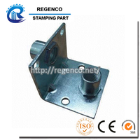 Metal Stamping, Furniture Accessory, Made of Steel Material and Zinc Plating Finish