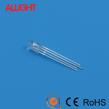 Dongguan Zhiding hot sale rgb led common cathode 5mm