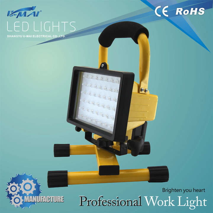 Super Bright Indoor Solar LED Light / Solar PIR Flood Light