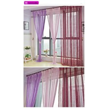 Fashion Shine Window Vestibule Wall String Curtain