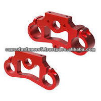 dirt bike triple clamp