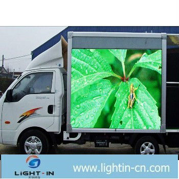 p10 led module mobile truck xxx video used led mobile advertising trucks for sale