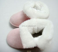 ICTI factory wholesale baby boots ,kids shoes ,baby footwear