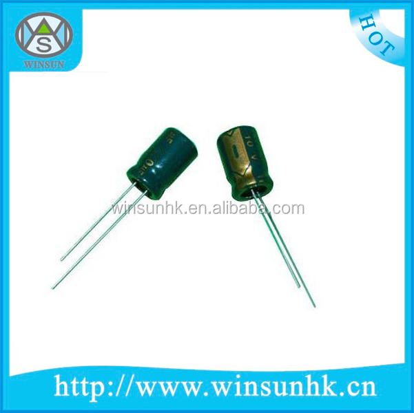 CD72 Non-Polarized / Audio Frequency Type Rohs Aluminum Electrolytic Capacitor