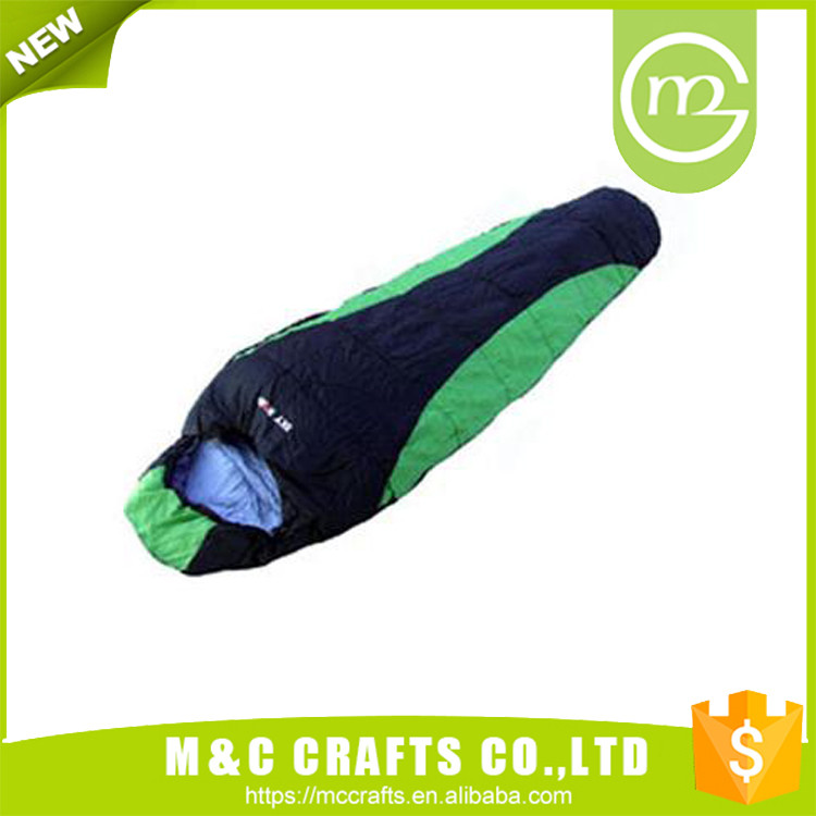 China Factory cotton sleeping bag