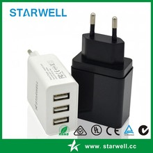 Smart IC MAX 3.1a output current 5v 15.5w usb charger