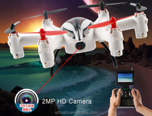 Hot Big Toy Q282G Mini Drone with 720P Camera FPV Helicopter RC Hexacopter With LED Light