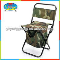 Storage bag fishing chairs,folding fishing chairs with tool bag
