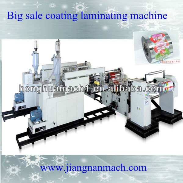 Cheap extrusion and laminating machine Tarpaulin extrusion laminating machine