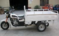 Hot sale 100cc water-cooled cargo Three Wheel Motorcycle