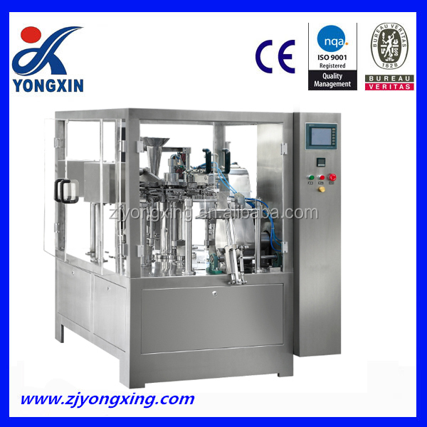 Automatic multi function packing machine supplier