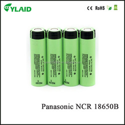 New in stock wholesale with flat top free sample fast shipping ncr18650b us18650vt 18650 li ion battery