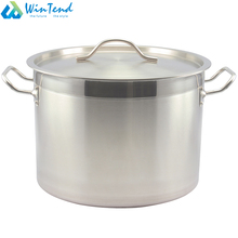 Hot sales aluminum cooking pot set cookware for chef with good quality