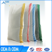 New Design Promotion Recycled Nylon PP Woven Bag for food flour use 50kg