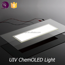 Creative custom organic light emitting diode oled