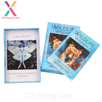 High Quality Custom Printing Paper Tarot Cards Decks Set