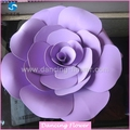 High end artificial foam flower rose wholesale (WFOH-06)