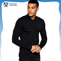 oem classic new design cheap bulk cotton dry fit long sleeve black mens polo brand shirt sport 100% cotton custom design factory