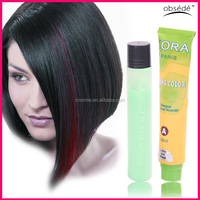 Professional italian hair color brands olive hair color dye cream best factory diect sale